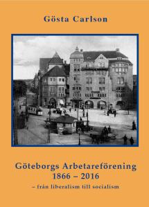 Göteborg arbetareförening omslag