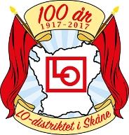 LO-distriktet i Skåne 100 år, 1917-2017